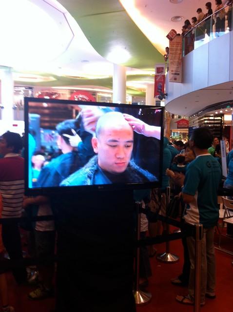 Hair for Hope 2011 ~ 23/07/2011