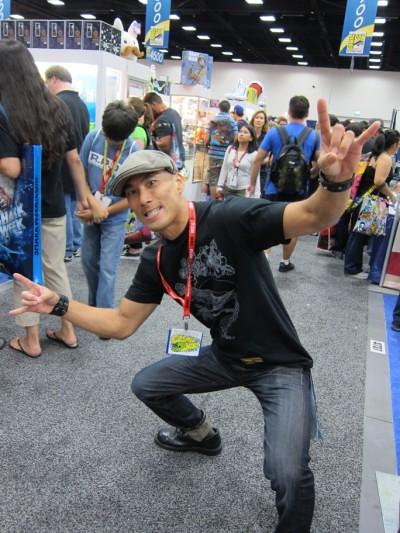 Grasshut at SDCC 2011
