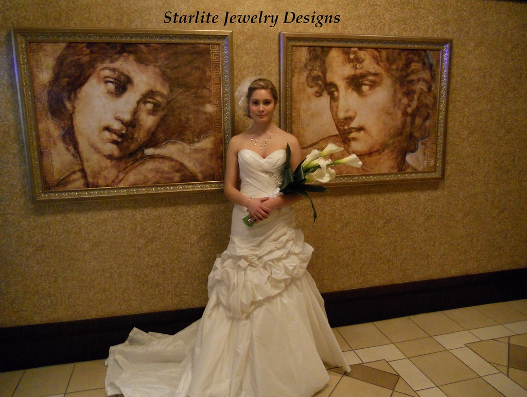 Bridal Jewelry ~ Starlite Jewelry Designs ~ Boston Area Bridal Elegance