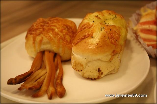 Levain Boulangerie & Patisserie @ Off Jalan Imbi, Kuala Lumpur - Onion Cheese