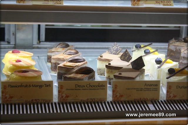 Levain Boulangerie & Patisserie @ Off Jalan Imbi, Kuala Lumpur - Cakes
