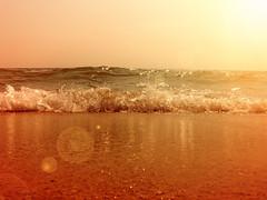 small wave (MissBlair) Tags: beach nikon wave bulgaria coolpix blacksea goldensands dobrich p60 bugaria zlatnipyassatsi zotepiaski