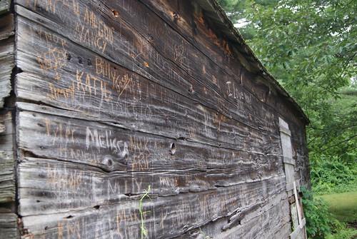 Wayside Inn barn #3