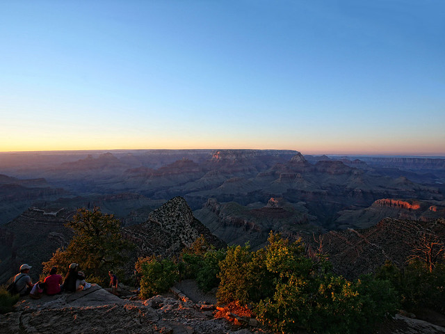 Sunrise (at GrandCanyon)