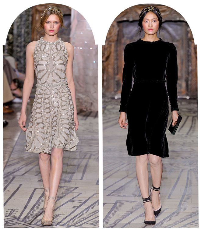 Valentino Fall Couture 2011