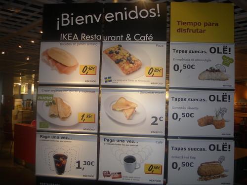 Zaragoza | Ikea | Cartel