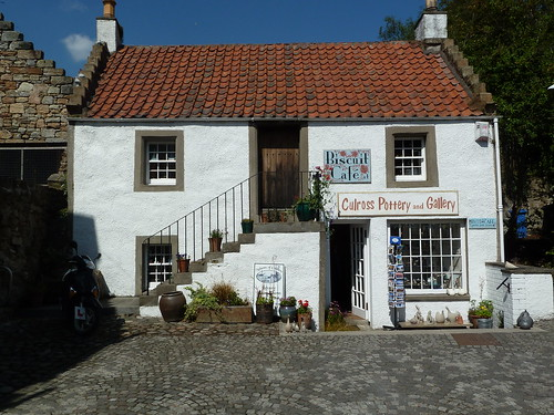 Craft Shop at Culross