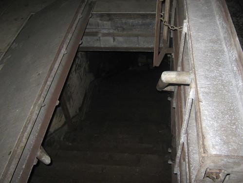 Abandoned 18th street subway by Susan Keyloun#2