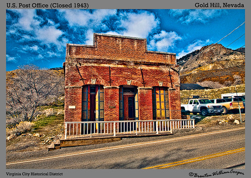 Gold Hill Post Office