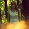 365/204 - Orange Flames (RachelMarieSmith) Tags: summer portrait fashion canon photography modeling 365 project365 365days powderpaint 365photography christinewatson caon60d