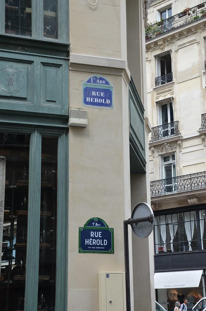 Rue Hérold