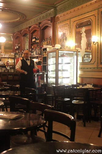 Interior, Cafe de L'Òpera