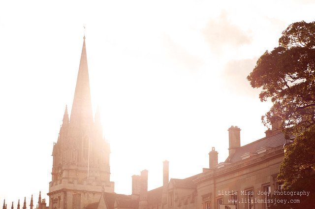 Dreamy Oxford