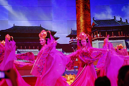 Tang Dynasty Dinner and Show