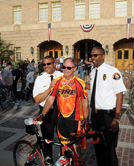 Ride for 9-11.org Los Angeles to New York City Bike Ride