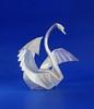 Swan spreaded his wings (Лебедь расправил крылья)