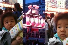 盆踊りとらちゃん (7/29)