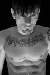 Only God can Judge Me (HE~GOES) Tags: man hot male men me tattoo model god joshua modelos handsome can piercing modelo solo only judge tatoo guapo hombre dios tatuaje puede arete thebestofday gnneniyisi