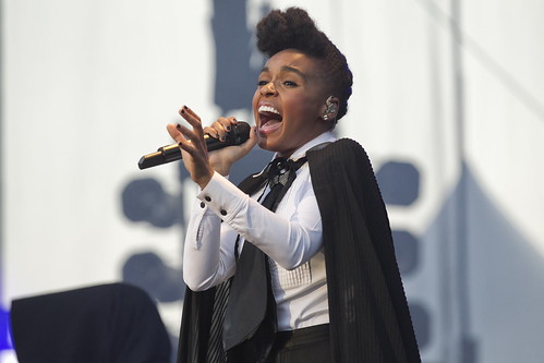 Janelle Monae by Pat Beaudry