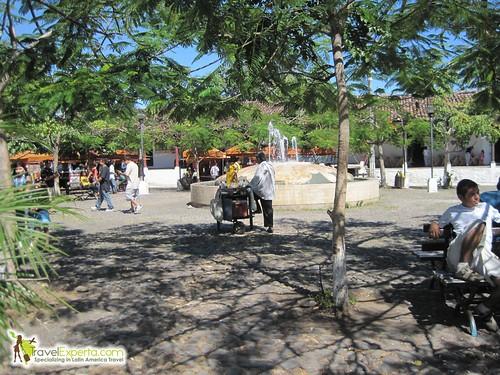 Plaza Centrico Suchitoto El Salvador