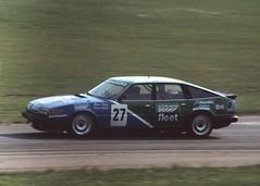 Rover Vitesse - Donington ETC 500Kms 1984 (mendaman) Tags: park car tom championship european rover racing etc touring vitesse donington twr walkinshaw