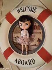 207..210/365: Hello, Friends!! Welcome aboard!