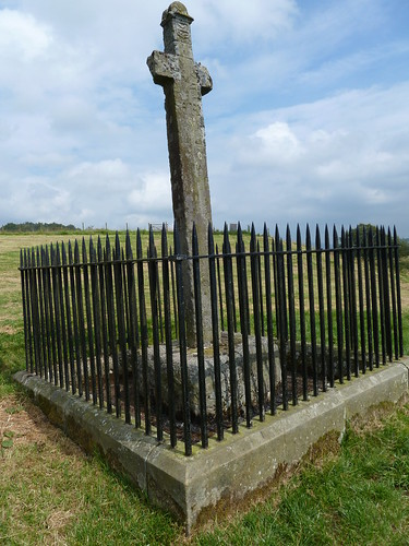 Milholm Cross, Clan Armstrong