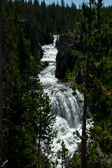 Kepler Cascade (Jason Foy) Tags: yellowstonenationalpark wyoming fireholeriver keplercascades