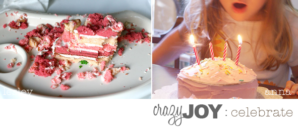crazyjoy = celebrate