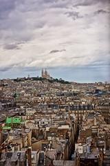 (dugwardpenelope) Tags: paris france skyline montmartre coeur sacre lestoitsdeparis