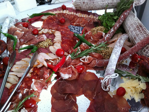 Fresh Meat Platter from Soho