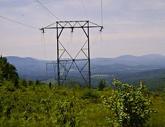 Old 230kv tower lines (en tee gee) Tags: old newhampshire powerlines