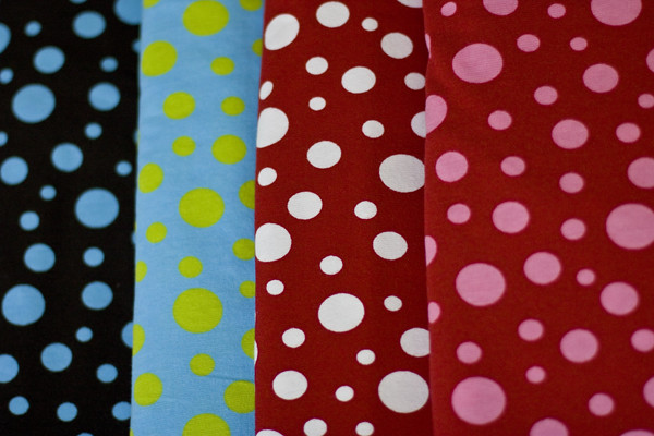 Dots Jersey 4 colours