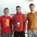 <b>Gary, Nick & Andrew</b><br />7/26/2011  Hometown: Glenn Gardner, NJ; Warrwick, NY; Syracuse, NY  Trip: From Rochester, NY to Portland, OR