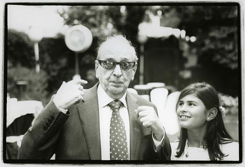 El abuelo - Edward Olive fotógrafo de primera comunion fotos de comuniones Madrid