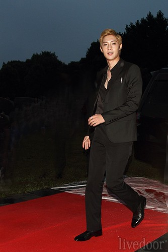 Kim Hyun Joong Love-1 Festival Photos [110730]