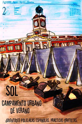 #acampadapolicia by gemma_granados