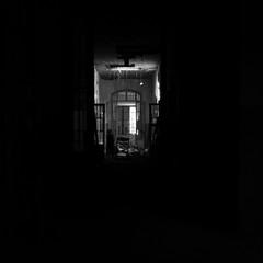 Light sleep (Arianna_M(busy)) Tags: light shadow bw black dark darkness volterra stranger ombre psychiatrichospital fascino presenze exmanicomio fascinatinglight exopsedalepsichiatricoferridivolterra memoriechenonpossonoesseredimenticate nonhomaivistounalucenaturalecosìbellainunambientechiuso unluogounpòlugubremachetuttosommatononspaventaaffatto memoriesthatcantbeforgotten theundisputedkingdomoflight ringrazioilbuonamicoedottimofotografochemihaportatoinquestopostomeraviglioso ilregnoincontrastatodellaluce impressionasolosesipensaaquelcheèstato oranonfapiùpaura