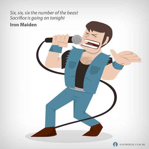 Iron Maiden • Qual é a música?