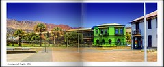 Antofagasta - Sector Ferrocarril Barrio Histórico [Libro] (Victorddt) Tags: chile sonycybershot ferrocarril antofagasta