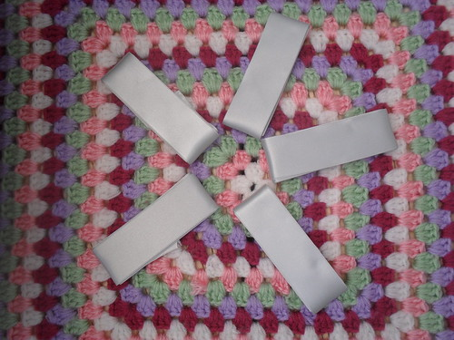 Stricksusi (Austria) Thank you for the 'SIBOL' Ribbon it will be very useful for our 'Sunshine Blankets'.