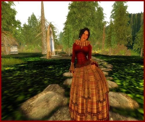Arwen RP starter gown 2