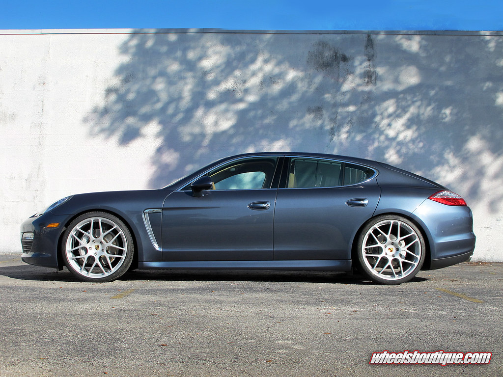Panamera 22 Quot Vs 20 Quot Turbo Wheels 6speedonline Porsche