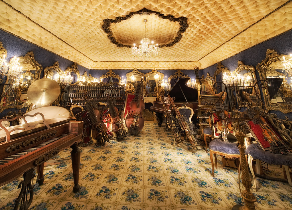 The Blue Room (House on the Rock)