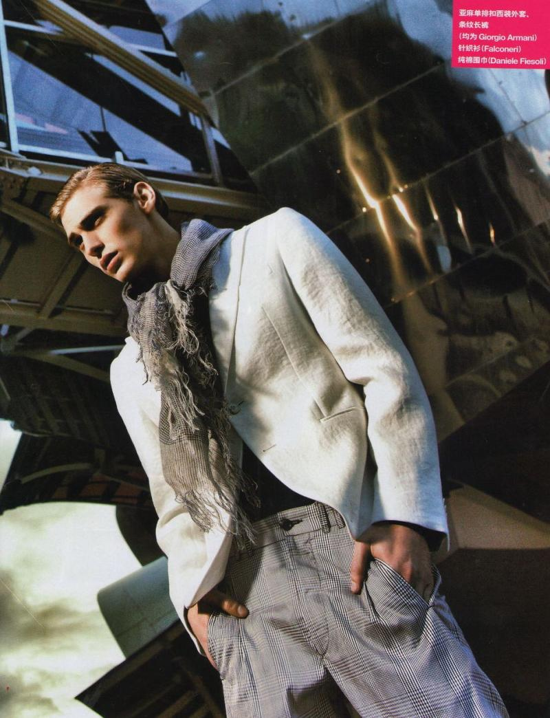 Jeremy Dufour0418_China GRAZIA for men ss2011_Ph Kevin Zhow(bluedolphin@TFS)