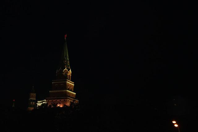 Kremlin night