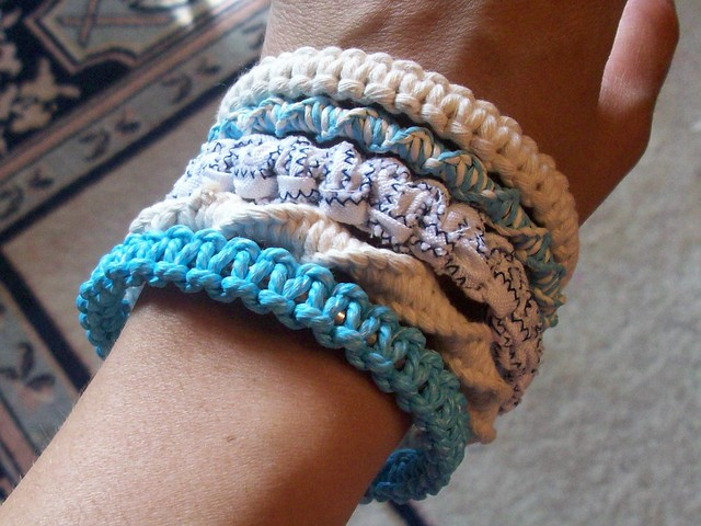 Finished Bracelets