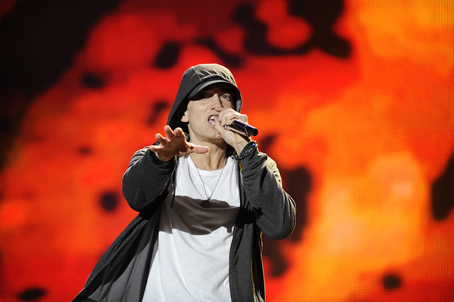 Eminem by Dave Mead