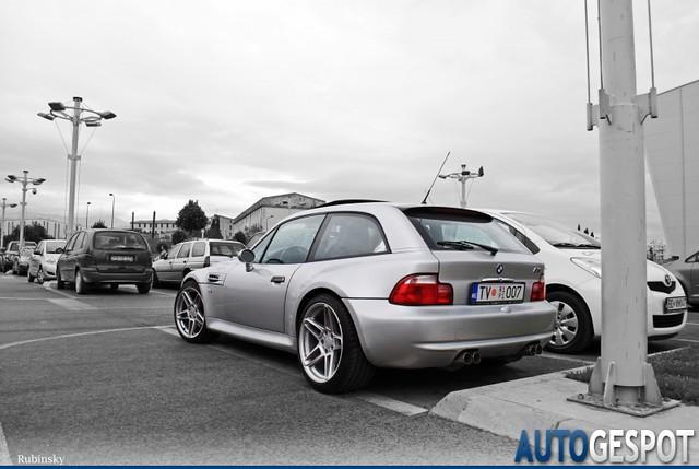 2000 M Coupe | Titanium Silver | Black  | AC Schnitzer Type III 18