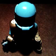 Recon (Nadrojj) Tags: lego minifig pauldron brickarms aliendefenseunit